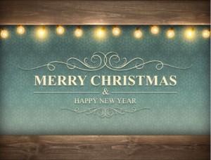vintage merry christmas 2